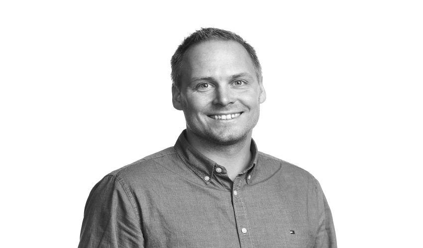 Rasmus Odgaard - ny projektudvikler
