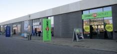 Retail center i Horsens med flere erhvervslejemål