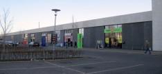 Udvikling af retail center med 7 erhvervslejemål