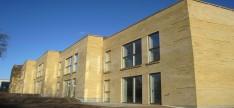 EUD A/S har stået for projektudvikling af 7.500 m2 tidligere fabriksgrund i Egebjerg ved Horsens
